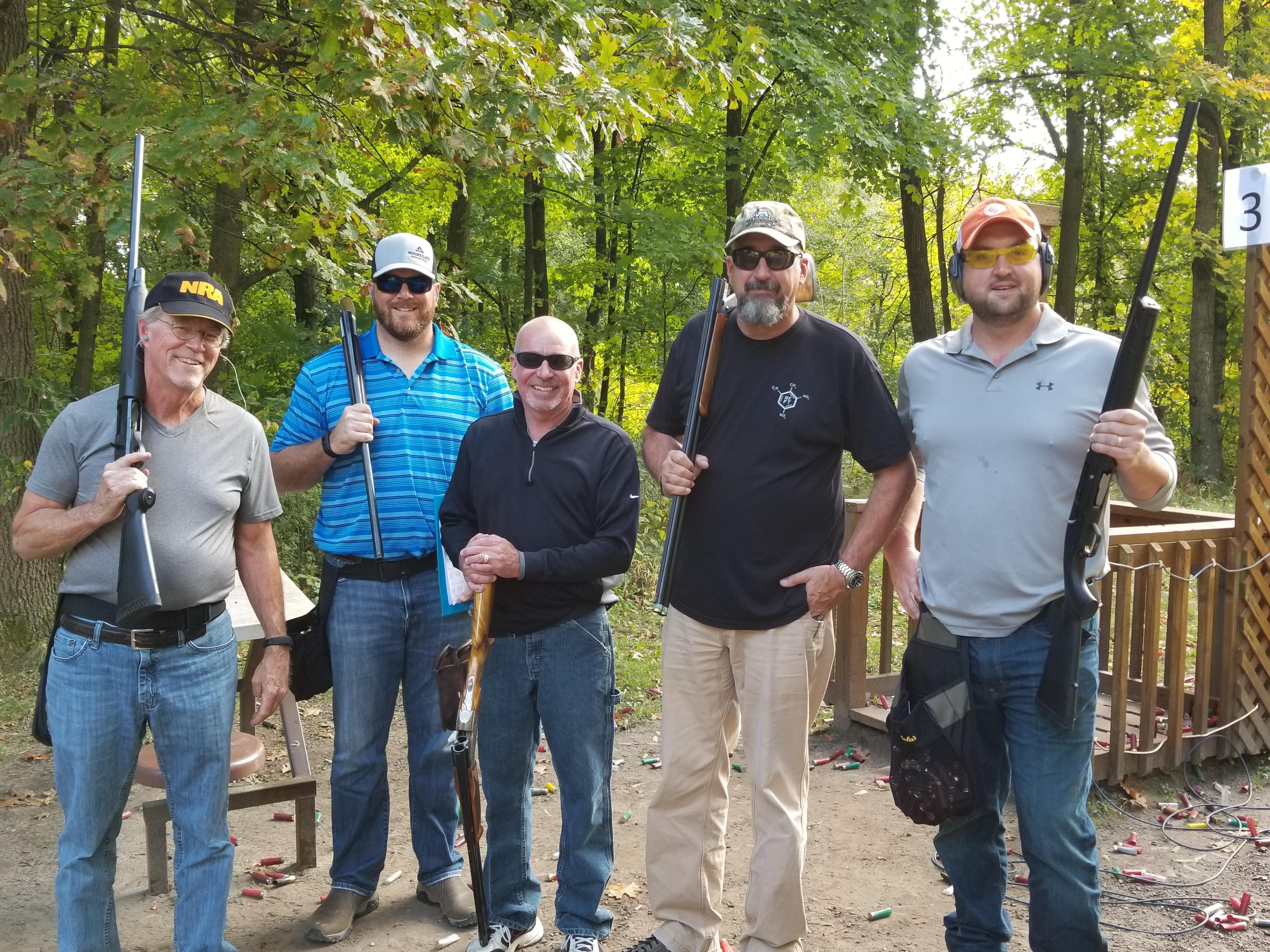 2017 Big Shoot Team