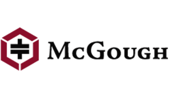McGough general contractor logo