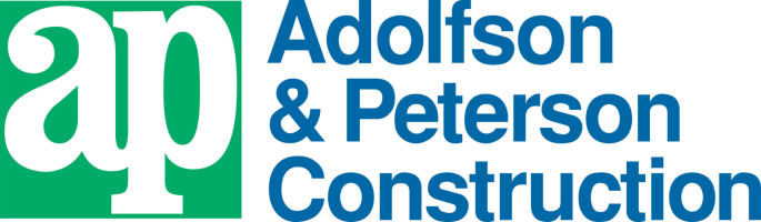 Adolfson and Peterson Constructions logo