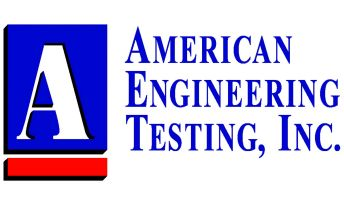 American Engineering Testing, Inc. logo