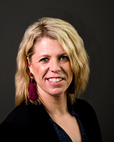 April Stier, Co-Chair of the Education Committee